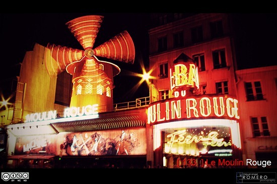 Moulin Rouge, Molino Rojo, Paris, mromero, Prioridad de Apertura