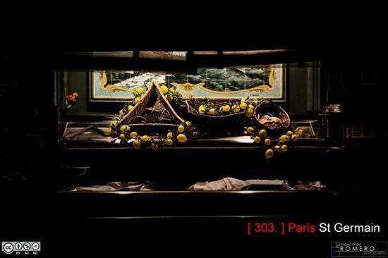 Saint-Germain-des-Prés, Paris,Paris VI, mromero, prioap, Prioridad Apertura